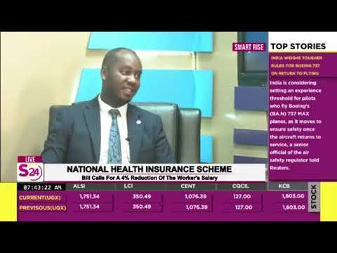 A CONVERSATION ON THE NATIONAL HEALTH INSURANCE SCHEME (NHIS)