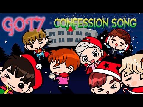 GOT7 - Confession song [Sub esp + Rom + Han]