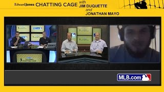 Chatting Cage: Duquette and Mayo answer questions