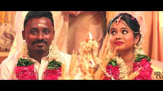 YOU & I | Wedding Highlight Of Akash & Nikitha | Rudray Production