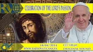 preview picture of video 'Celebration of the Passion of our Lord'