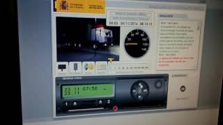 COMO MARCAR DESCANSO ENTRADAS MANUALES TACOGRAFO VDO - Www.dahucasoluciones.com