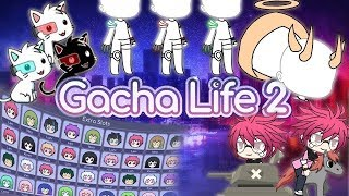 GACHA LIFE 2 ДАТА ВЫХОДА | Gacha Club | КОГДА ВЫЙДЕТ ГАЧА ЛАЙФ 2