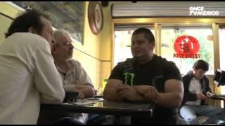 En materia de pescado - Tamales Teresita, Central de Abasto y Restaurante Máximo Bistrot