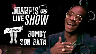 The Juanpis Live Show - Entrevista a Bomby Son Batá