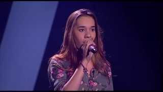"Sofia Silva - ""And I'm telling you I'm not going"" | Provas Cegas | The Voice Portugal | Season 3"