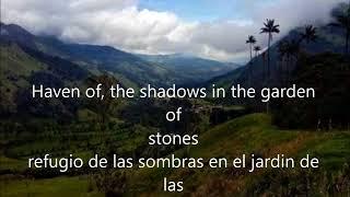 To/Die/For Garden of stones español-ingles