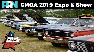 Canadian Mopar Owners Association 2019 Saint-Liboire Convention & Car Expo