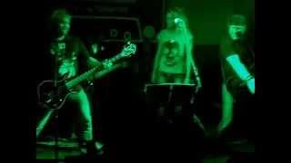 Video CAERRION - Somebody (live)