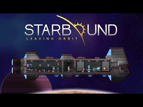 Starbound 1.0 Launch Trailer thumbnail