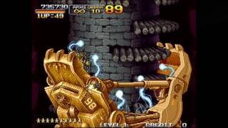 ACA Neo Geo Metal Slug 2 Completion Thoughts (Xbox One)