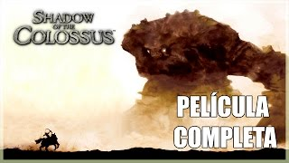 Shadow Of The Colossus HD  Película Completa En Español Full Movie All Cutscenes