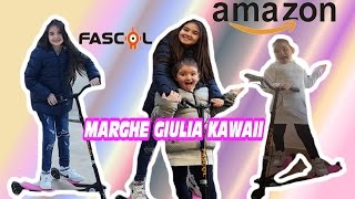 Mini scooter amazon fascol 3 in 1 by Marghe Giulia Kawaii