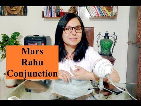 Mars Rahu conjunction- Transit 2019 May -June