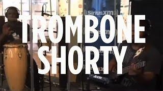 "Trombone Shorty ""Do to Me"" // SiriusXM // Real Jazz"