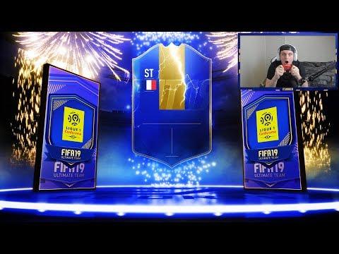 6X LIGUE 1 TOTS GUARANTEED SBC PACKS! HUGE TOTS IN A PACK! #FIFA19 ULTIMATE TEAM