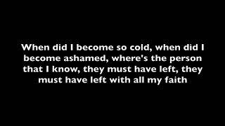 NF  Paralyzed Lyrics