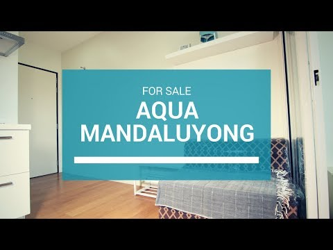 1 Bedroom Condo in Acqua Private Residences in Mandaluyong City for Sale 7.3M
