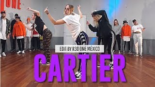 """Dopebwoy """"CARTIER"""" Ft. Chivv & 3robi Choreography By Duc Anh Tran  Edit By R3D ONE México"""
