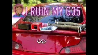 g35 sedan test pipes stock exhaust - Thủ thuật máy tính - Chia sẽ