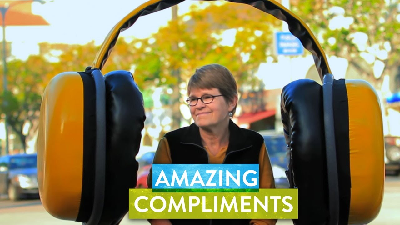 Watching People Give Compliments To Each Other Will Make Your Heart Melt