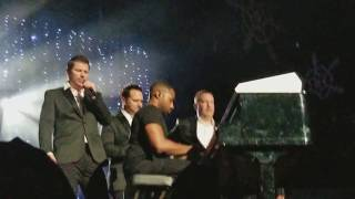 98 Degrees at Christmas *Oh Holy Night*  Richmond
