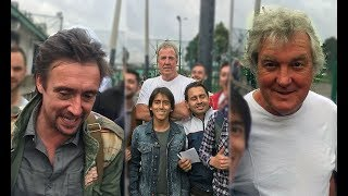 The Grand Tour More Behind The Scenes in Colombia
