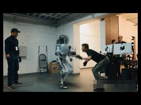 Boston Dynamics Terminator. Singularity Apocalypse: Forging the Doomsday with Every Key Stroke