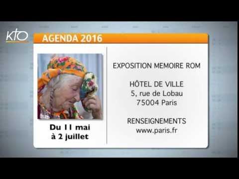 Agenda du 6 juin 2016