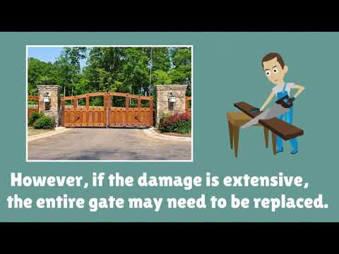 Call For Service Nearby | Gate Repair El Cajon, CA
