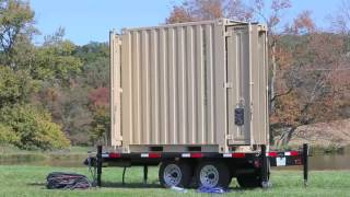 International Water Company--Mobile Water Purification System