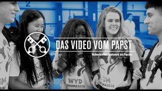 """""""DAS VIDEO VOM PAPST"""": Januar 2019  Maria als Beispiel für junge Menschen"""