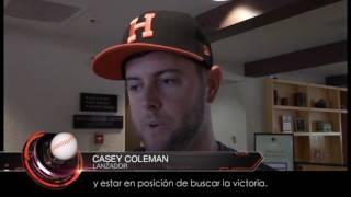 Entrevista Casey Coleman