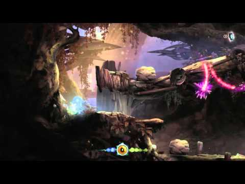 Ori and the Blind Forest : Nová schopnost