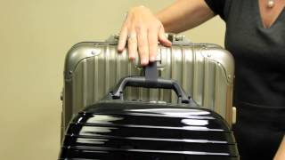 Rimowa - Topas Stealth Collection