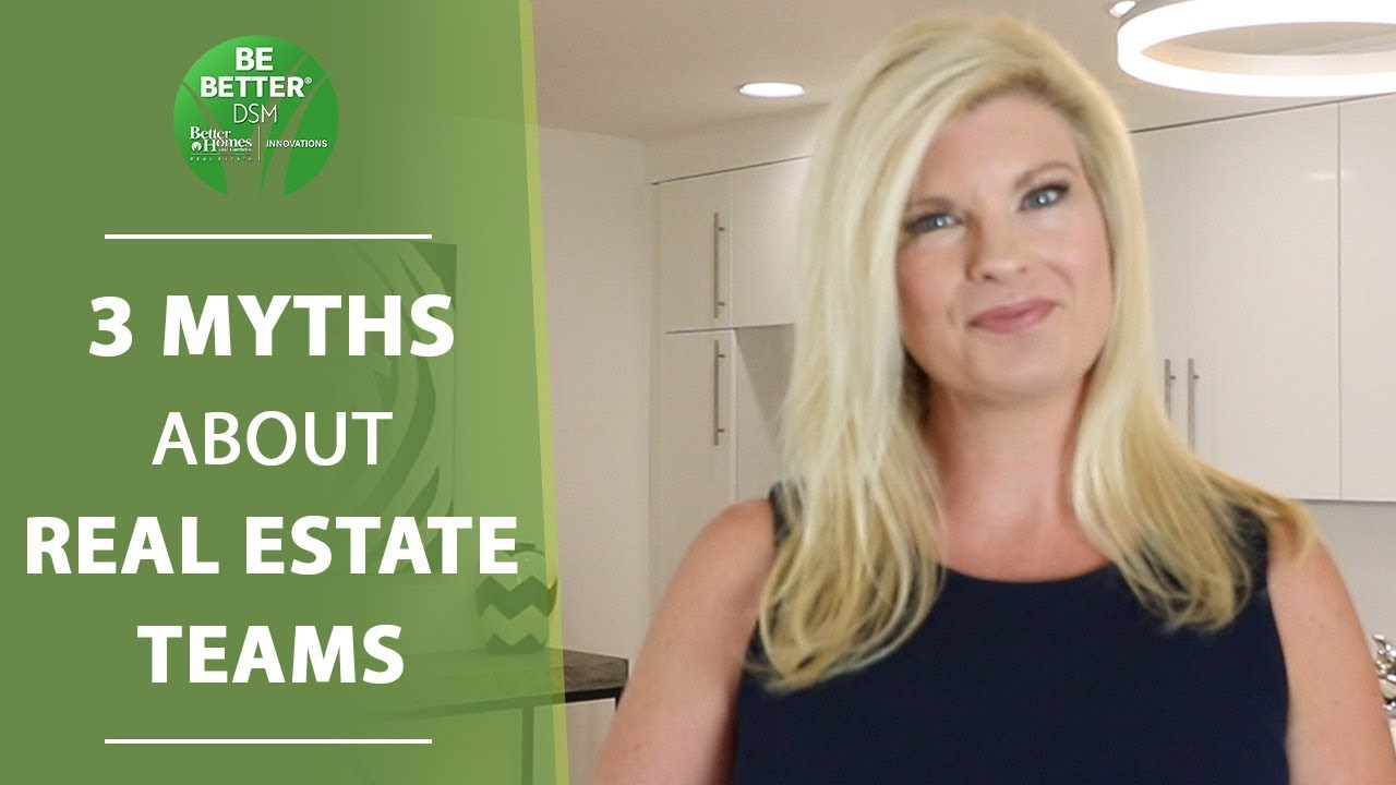 "Busting Myths About the ""Downside"" of Being on a Real Estate Team"