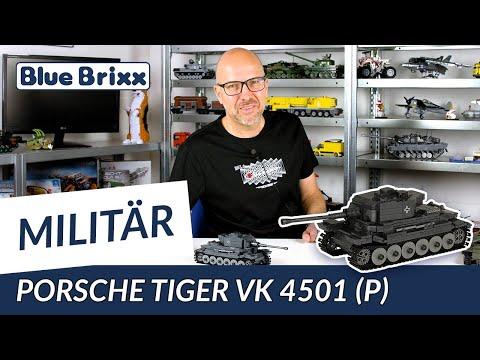 Porsche Tiger VK 4501 (P)