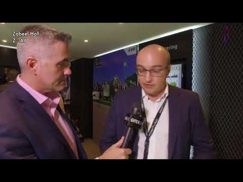 A Walk through of Etisalat's offering on VR, AR, MR at GITEX Tech Week 2017