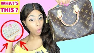 WHATS IN MY BAG? GONE WRONG!!! (MUST WATCH)