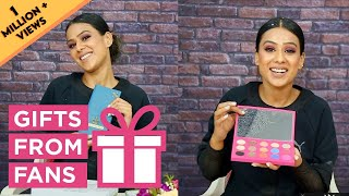Nia Sharma Receives Gifts From Her Fans | Birthday Special