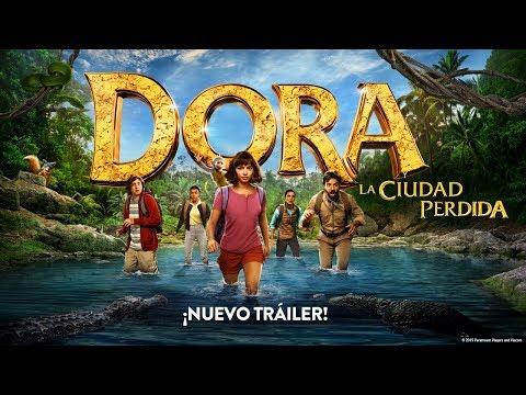 Dora Y La Ciudad Perdida | Nuevo Tráiler Oficial Subtitulado | Paramount Pictures México