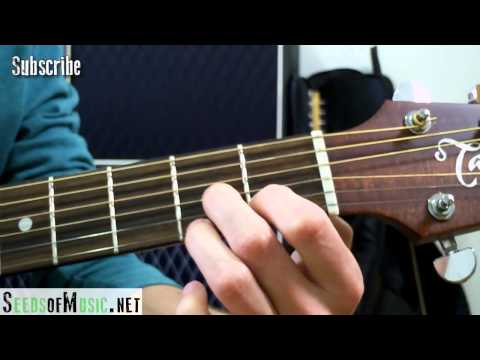 d7 chord: easy way to play the d7 chord