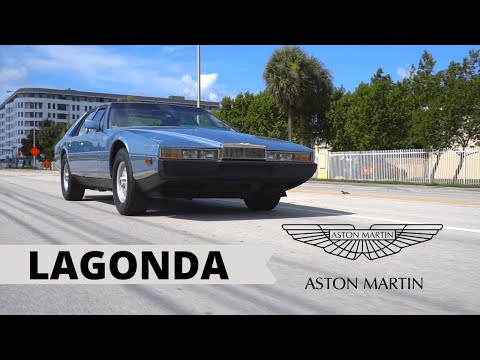 1985 Aston Martin Lagonda (CC-1350881) for sale in Miami, Florida