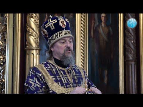 Проповедь митрополита Белгородского и Старооскольского Иоанна в 4-ю седмицу Великого поста