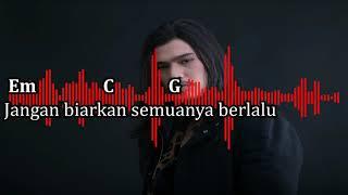 Virzha   Damai Bersamamu (Lirik & Chord Gitar Video) RAP ROMA