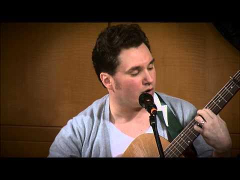 "Brandon S Bowker performs ""Climbing"" on Tim Farmer's Homemade Jam"