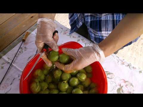 Πως να φτιάξω καρύδι γλυκό