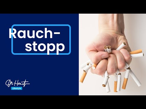 Wenn der Bursche wegen des Rauchens geworfen hat