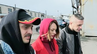 ВЛОГ ИЛЬИЧА / СЪЕМКИ КЛИПА ГРУППЫ IOWA - КРАСОТА