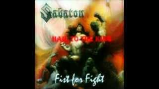 Sabaton Fist For Fight full album